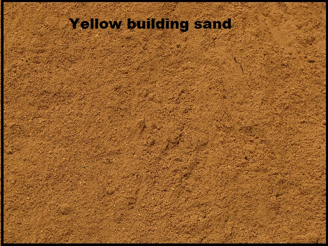 yellow-building-sand